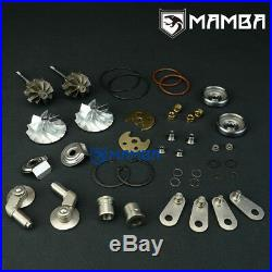 9-6 Turbo Full Repair Upgrade Kit For BMW N54 335i 535i TD03-14T with 9 blade TW