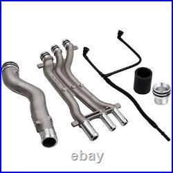 Aluminium Coolant Pipe Upgrade Repair Kit For Porsche Cayenne 4.5 V8 04-06 Sales