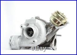 Audi A4 A6 Turbocharger UPGRADED HYBRID BILLET Skoda Superb 1.9TDi 717858 2004