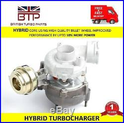 Audi A4 A6 Turbocharger UPGRADED HYBRID Skoda Superb VW Passat 1.9TDi 717858