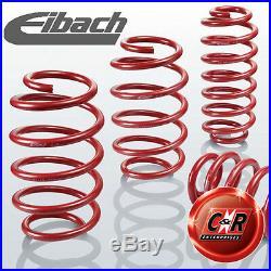 Audi A4 (B6) 2.4, 3.0, 3.2FSI, 1.9TDI 11/00-12/04 Eibach Sportline Kit