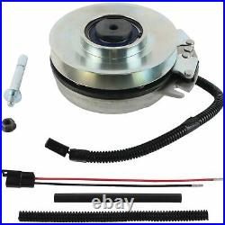Clutch For John Deere TCA20655 Upgraded Bearings with Wire Repair Kit