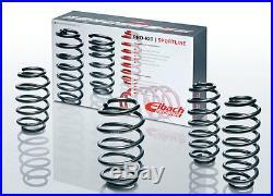 Eibach Pro Kit 20-25mm Lowering Springs Audi S3 (8L1) Quattro 1.8T 20V Models