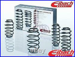 Eibach Pro-Kit Lowering Springs Front and Rear -30/30 mm E10-15-021-03-22