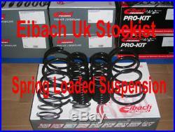 Eibach Pro Kit Lowering Springs for Toyota Yaris 1.0,1.3,1.5TS (P1) E8260-140