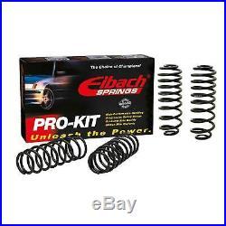 Eibach Pro Kit Lowering Suspension Springs / Spring Kit E10-40-001-01-22