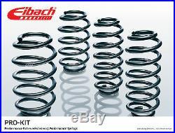 Eibach Pro-Kit Vauxhall Astra H VXR 2.0 Turbo 30mm Lowering Springs