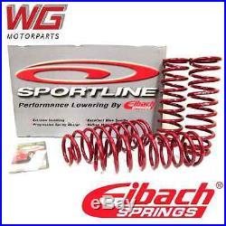Eibach Sportline 35-50mm Lowering Springs for Audi A4 Avant (8ED, B7) 2.0 TDI