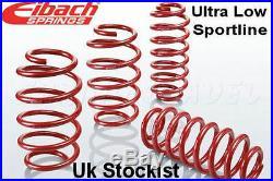 Eibach Sportline Lowering Springs for AUDI A3 Sportback 1.4TFSi/1.6TDi/1.8 (8PA)