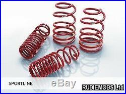 Eibach VW Polo Mk4 6N2 1999-2001 1.0 1.4 1.6 Sportline Lowering springs