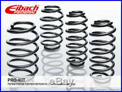 Eibach pro Kit Sport Lowering Springs 30 mm for VW Lupo Lowering Springs