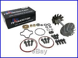 F250 F350 GTP38 Banks Compressor Wheel TP38 7.3L Turbo Shaft Upgrade Repair Kit