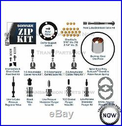 Ford E4OD 4R100 Sonnax Zip Kit valve body kit upgrade trans NEW S-E4OD-4R100-ZIP