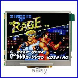 Game Gear LCD Screen McWill Sega Mod Kit TFT Repair Upgrade