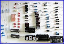 NAD 304 Amplifier Repair Upgrade Parts Kit