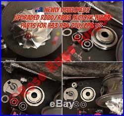 Nissan RB25 Ball Bearing Turbo Repair Kit R33 R34 21U OP6 Upgraded Parts
