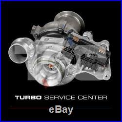 Original Garrett Turbolader für Seat Altea Leon Toledo 2.0 TDI