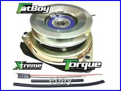 PTO Clutch For AYP 400008, OEM Upgrade with Wire Harness Repair Kit 1 I. D