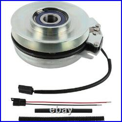 PTO Clutch For Exmark 103-0501 +Upgraded Bearings withWire Repair Kit! 1.125 I. D