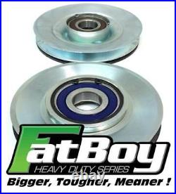 PTO Clutch For Exmark 116-1611 FatBoy -withHarness Repair Kit OEM UPGRADE