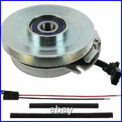 PTO Clutch For Exmark 116-1947 Free Upgraded Bearings withWire Repair Kit