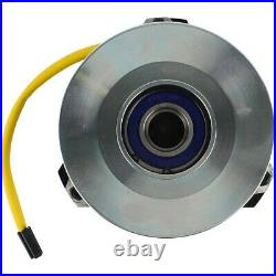 PTO Clutch For Husqvarna 174367 High Torque Upgrade with Harness Repair Kit