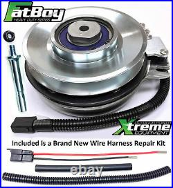 PTO Clutch For John Deere TCA16999 FatBoy with Wire Repair Kit-OEM UPGRADE