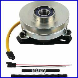 PTO Clutch For Poulan 106316X Bearing Upgrade with Wire Repair Kit