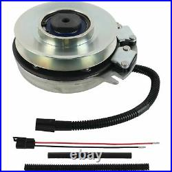 PTO Clutch For Scag 481228 Fatboy Torque Upgrade With Wire Repair Kit