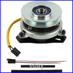PTO Clutch For Sears Craftsman 5210-46 Bearing Upgrade with Wire Repair Kit