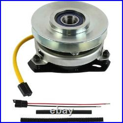 PTO Clutch For Sears Craftsman 917-04080 Torque Upgrade with Wire Repair Kit