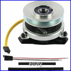 PTO Clutch For Simplicity 1686883SM Lawn Mower Upgrade with Wire Repair Kit