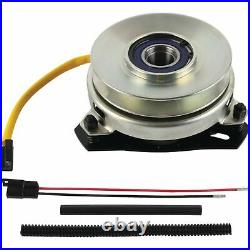 PTO Clutch For Simplicity 1703816 Bearing Upgrade with Harness Repair Kit