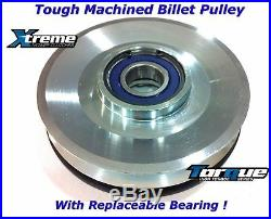 PTO Clutch For Toro 112-0913 with Wire Harness Repair Kit & Pulley Upgrade