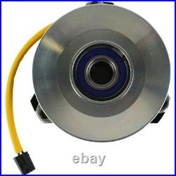 PTO Clutch For Troy Bilt 917-1773 Bearing Upgrade with Wire Repair Kit