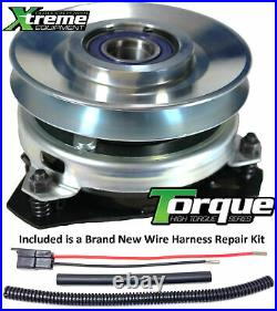 PTO Clutch For White 917-04080 High Torque Upgrade with Wire Repair Kit