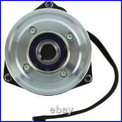 PTO Clutch for Exmark 1-641212, OEM Upgrade! With Wire Harness Repair Kit