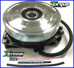 PTO Clutch for Ferris 5023432, Bearing Upgrade with Wire Harness Repair Kit