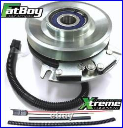 PTO Clutch for Stiga 1134-7432-01, OEM Upgrade with Wire Harness Repair Kit