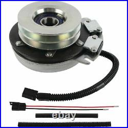 PTO Clutch with Wire Repair Kit For Grasshopper 604180 Free Upgraded Bearings 1ID