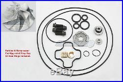 Powerstroke 7.3L Turbo SPX 5+5 Billet Wheel + Upgraded Rebuild Repair Kit