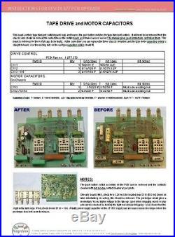 REVOX TAPE REPAIR UPGRADE KITS & SPARES eg A77, B77, PR99, A700, C270