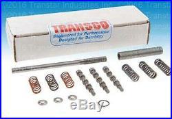 Repair Kit, 4t40e Pr Valve Up-grade (transgo) Fixes 3 Units