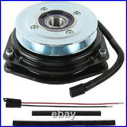 Replacement for Scag 461660 PTO Clutch, OEM Upgrade with Wire Harness Repair Kit