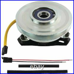 Replaces WESTWOOD PTO Clutch 44815200, Upgraded Bearings with Harness Repair Kit