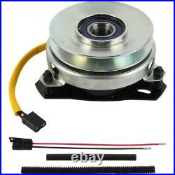 Replaces Warner 5215-34 Electric PTO Clutch -Bearing Upgrade with Wire Repair Kit