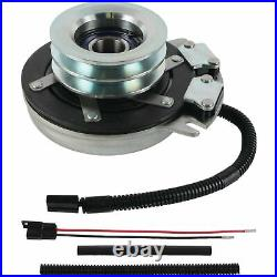 Replaces Warner 5218-39 PTO Clutch Upgraded Bearings With Harness Repair Kit