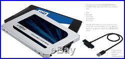 SSD installation kit for Mac/Macbook HDD/System Upgrade Repair. Bootable system