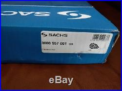 Sachs 3pc Clutch Kit 3000557001 for C20let / Z20let + F23 combo Upgrade Redtop