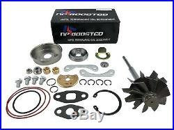 Turbo Rebuild Repair 10 Blade Turbine Wheel Holset HX35 HX40 HE351 HE341 H1E H1C